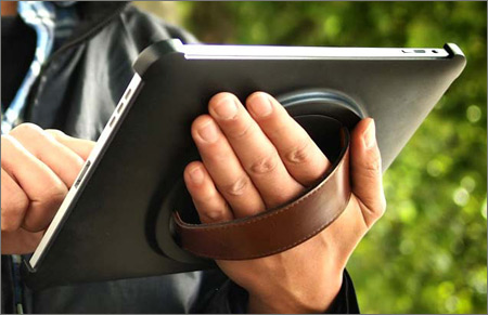Hand Strap Cases Make it Easier to Use Tablets - Cellular