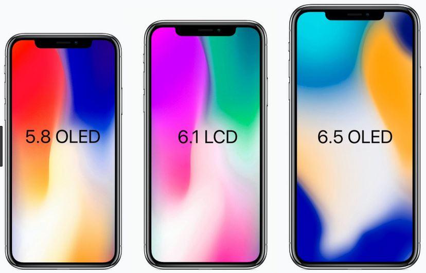 2018 New Model Iphones